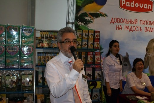 Компания «Супрэмо» г. Москва представляющая продукцию под торговыми марками Padovan и FOP, (Италия), CareFRESH, (США)