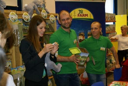 Компания «Сорсо-СТР» г. Москва представляющая продукцию под торговой маркой JR Farm (Германия)