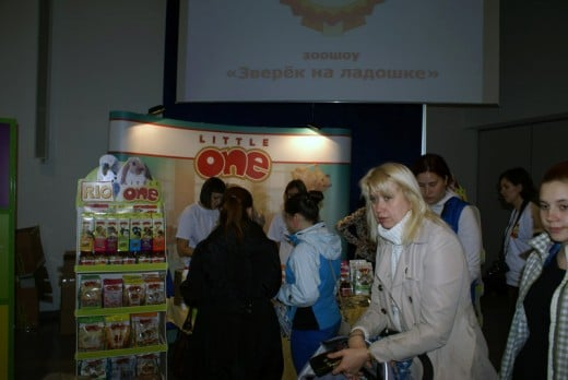 Компания Mealberry г. Санкт-Петербург представляющая продукцию под торговой маркой Little One