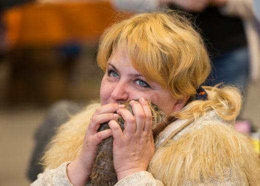 2 апреля 2016 года в Москве в помещении бизнес-центра «Амбер Плаза» прошла выставка домашних животных «ЗооПалитра», а также XXIX Зоошоу «Зверек на ладошке».