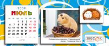 """Агентство """"Родемакс"""" разработало дизайн календаря для портала Morsvinki.ru 11"""