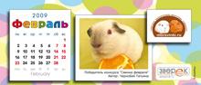 """Агентство """"Родемакс"""" разработало дизайн календаря для портала Morsvinki.ru 6"""
