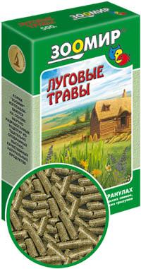 Новый продукт для грызунов и кроликов