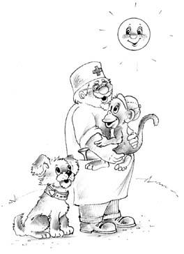 Российские Айболиты пользуются доверием у любителей животных. Часть 2 4